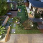 Các bước để thiết kế sân vườn đơn giản